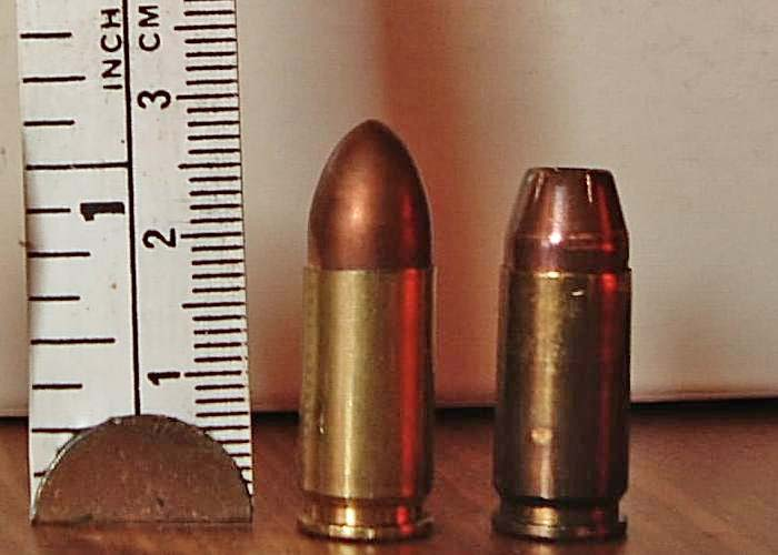 Российские 9 мм пистолетные патроны - вооружение | статьи