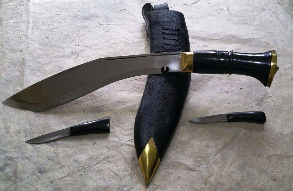 Кукри: история и особенности непальского ножа