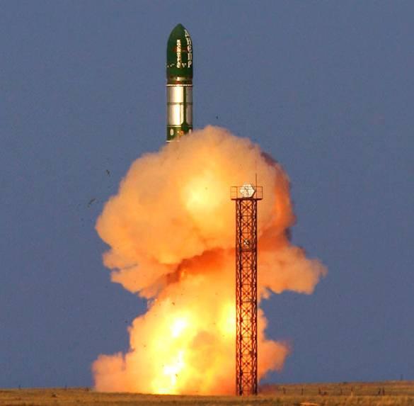 """Ракета """"сатана"""": технические характеристики. межконтинентальная баллистическая ракета """"сатана"""""""