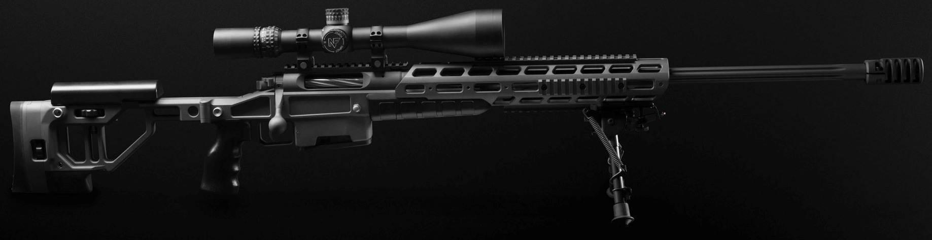 Снайперка из нержавейки. orsis t-5000