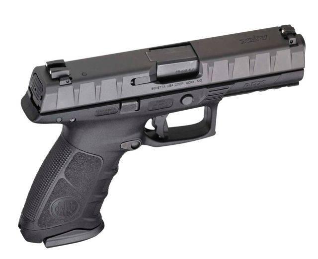 Пистолет Beretta APX Carry - новый ультра компакт.