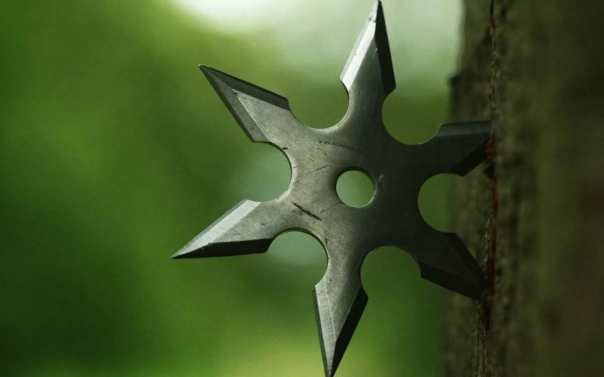 Сюрикен | железный век