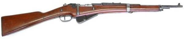 Винтовка бертье — википедия. что такое винтовка бертье