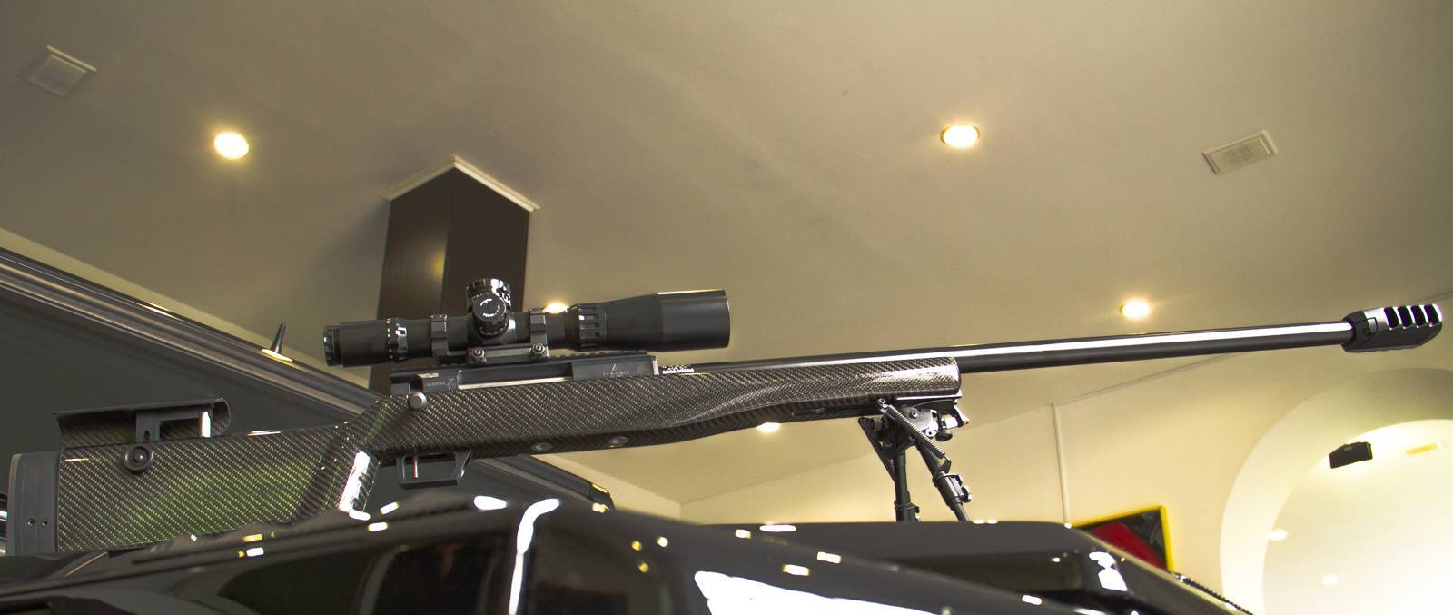 8 самых мощных и дальнобойных снайперских винтовок