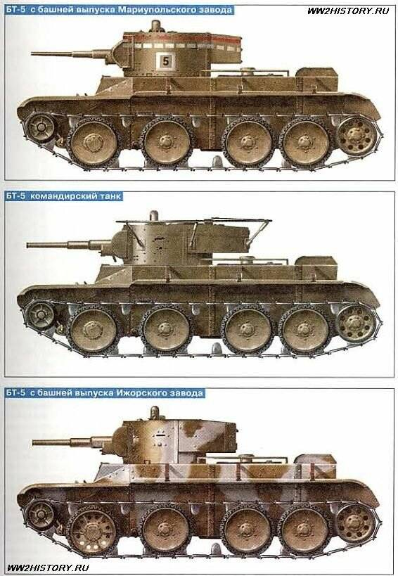 Бт-7 — википедия с видео // wiki 2