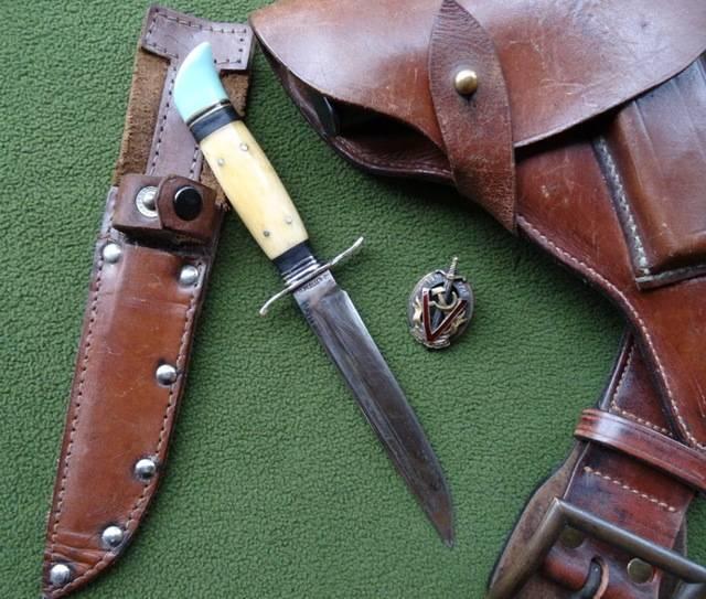 Нож разведчика – незаменим и не только в разведке