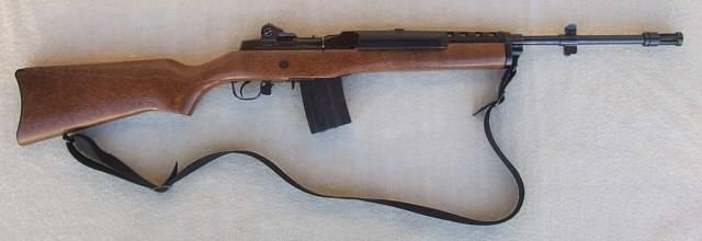 Магазинная винтовка Карабин M44