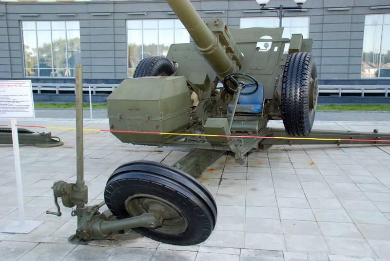 130-мм пушка м-46 — википедия переиздание // wiki 2