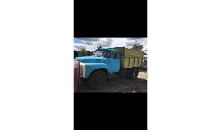 Промышленный укороченный грузовик ЗиЛ-4502