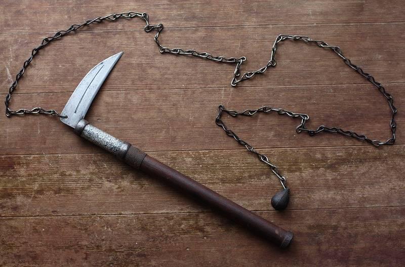 Самое необычное оружие древности (12 фото)