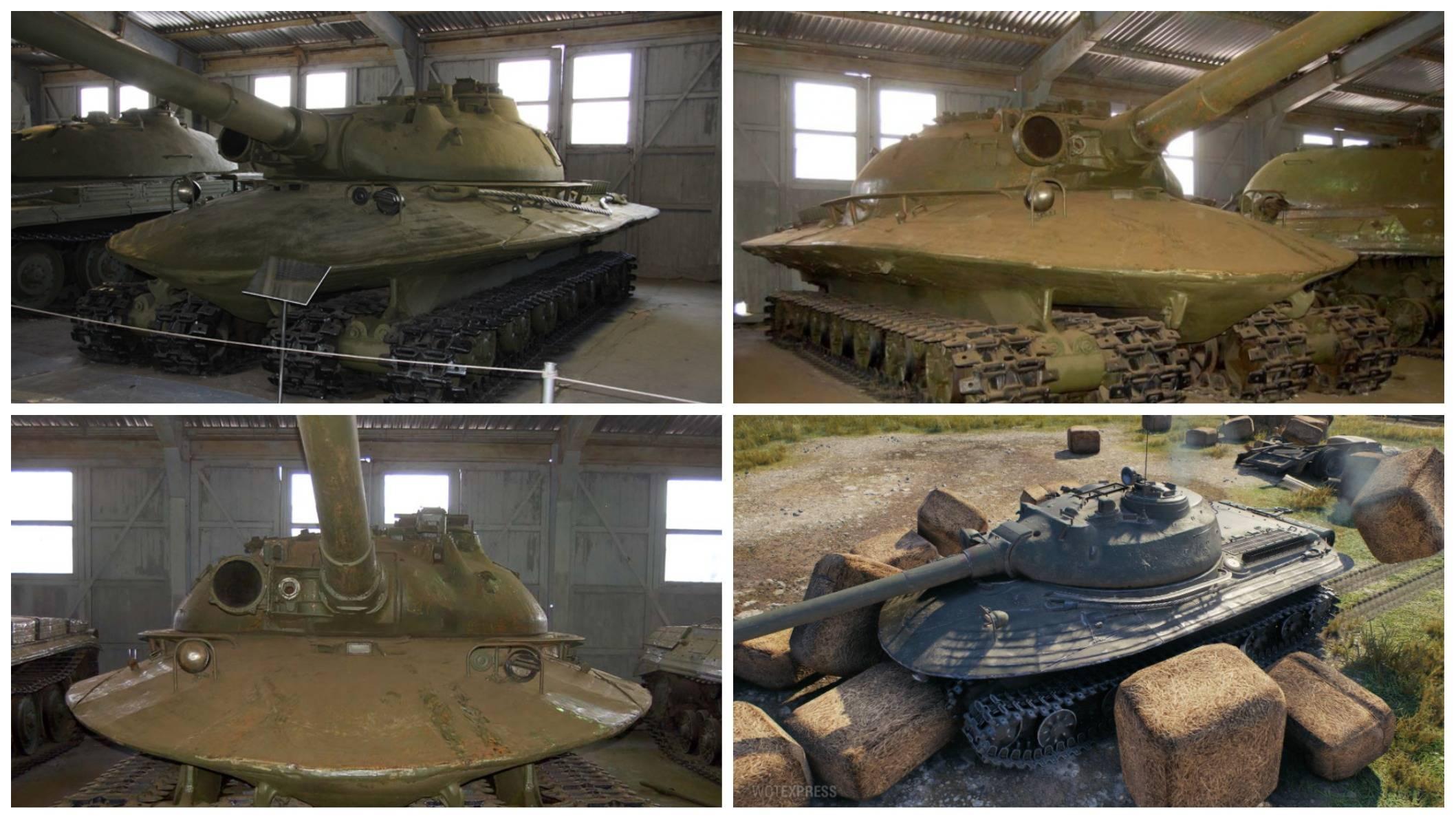 Объект 279: советский танк, созданный для ядерного апокалипсиса | русская семерка