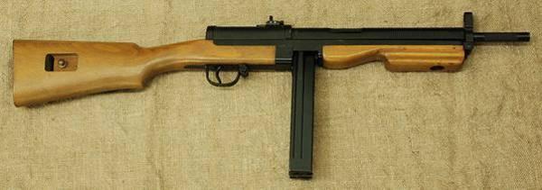 Пистолет-пулемет Madsen M.1945