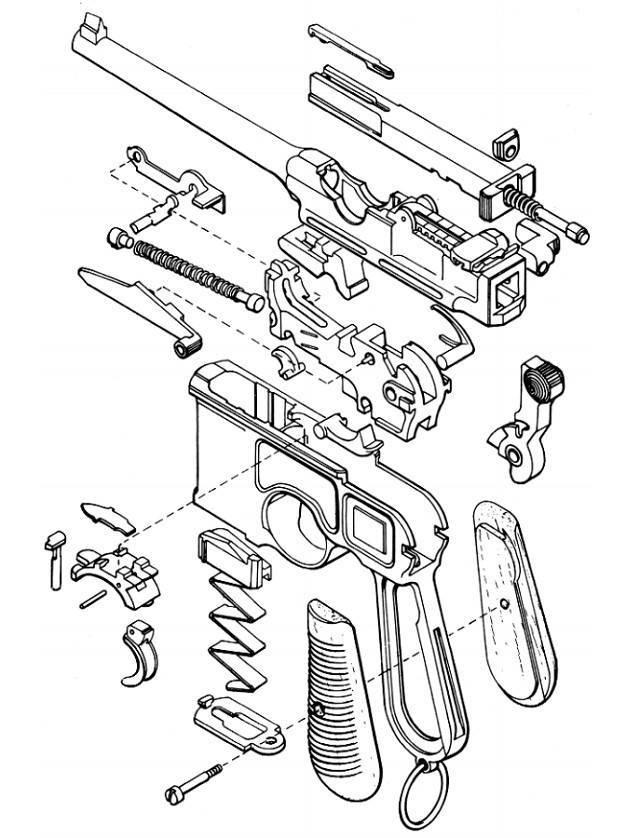 Mauser model 1895 - mauser model 1895 - qwe.wiki