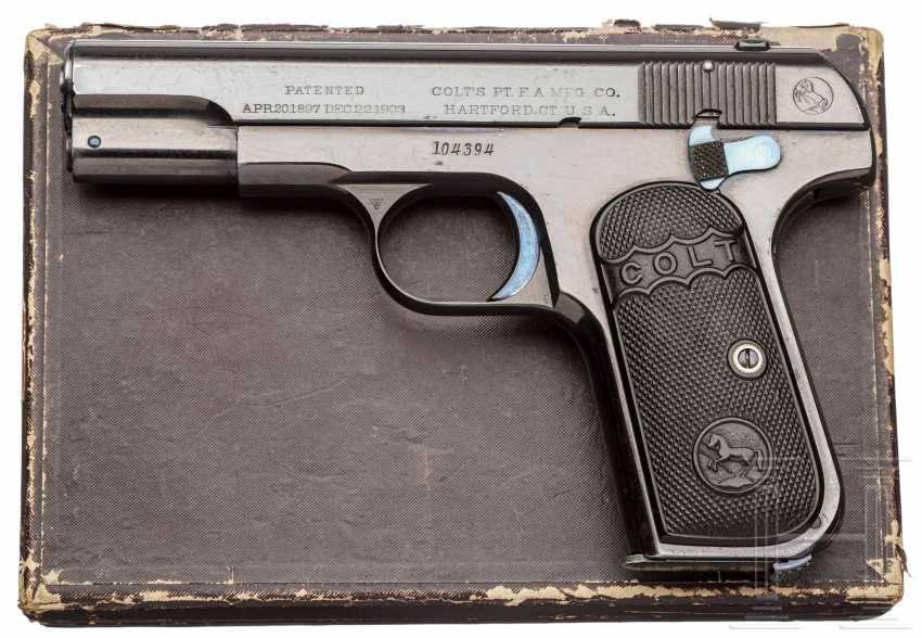 Кольт (пистолет)