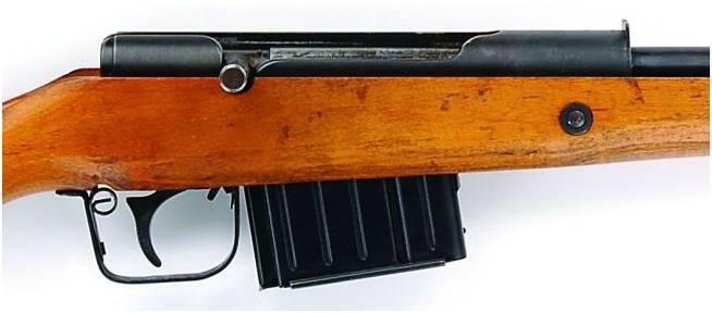 Винтовка Volkssturmgewehr VG.2