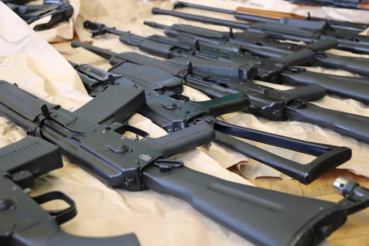 Оружейные законы в швейцарии - gun laws in switzerland