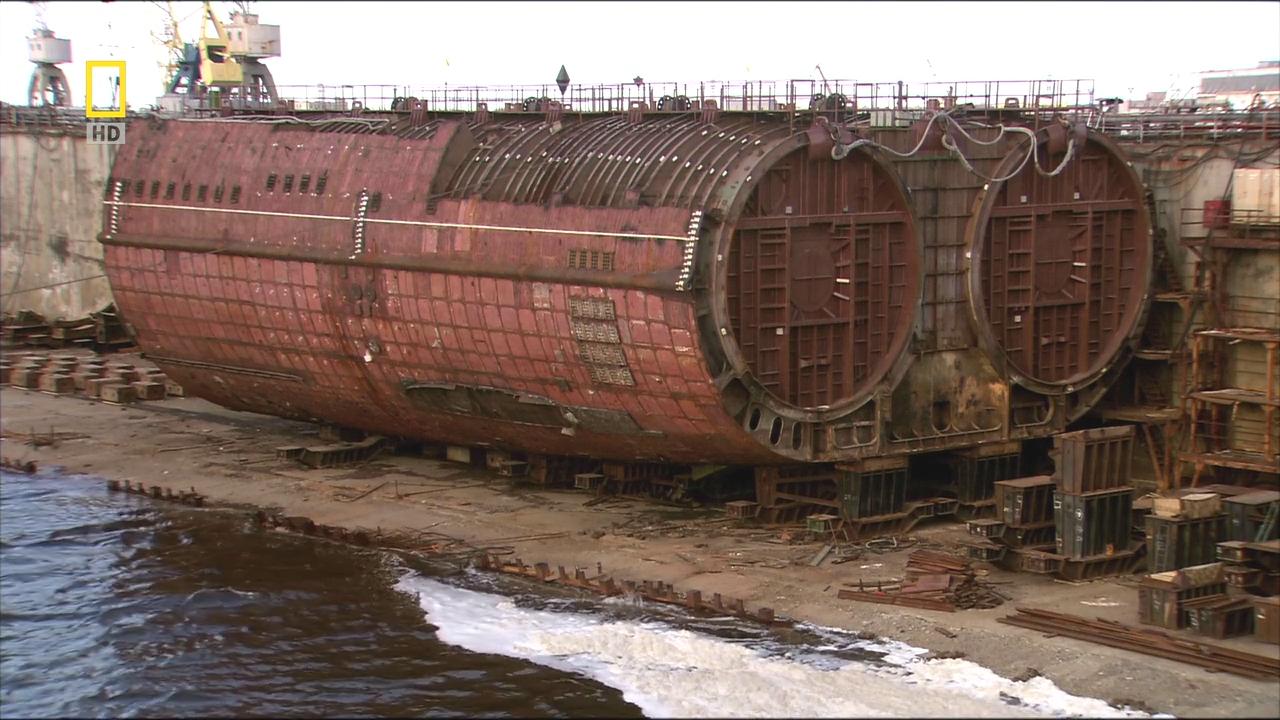 Акула – это подводная лодка, не допустившая начало Третьей мировой войны