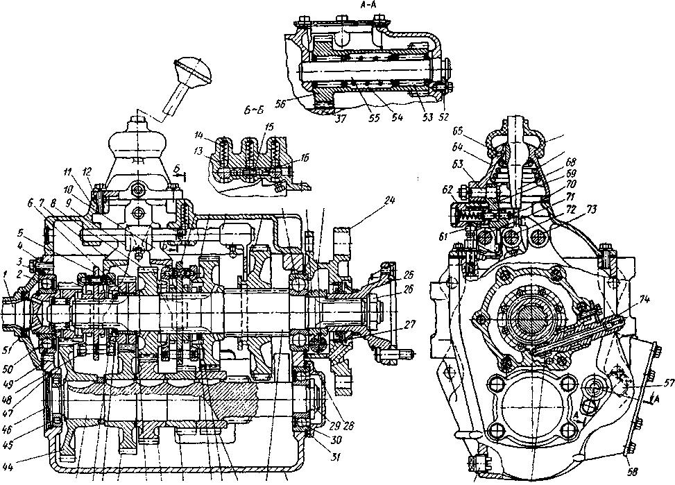 Газ-аа: технические характеристики
