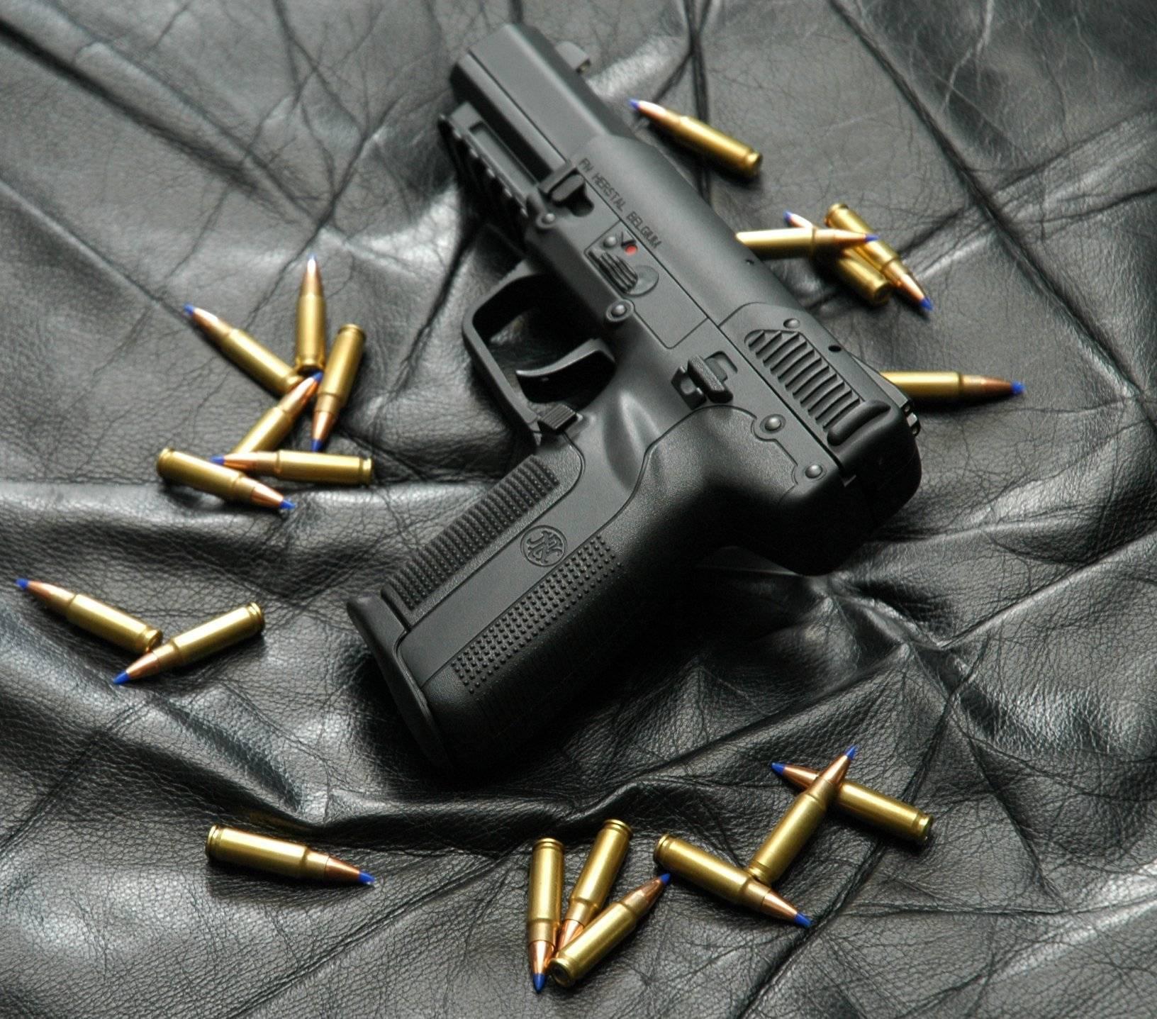 Пистолет fn five-seven