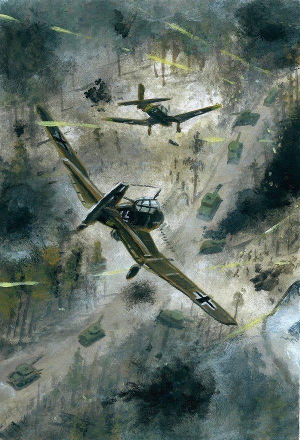 Юнкерс ju-87 stuka