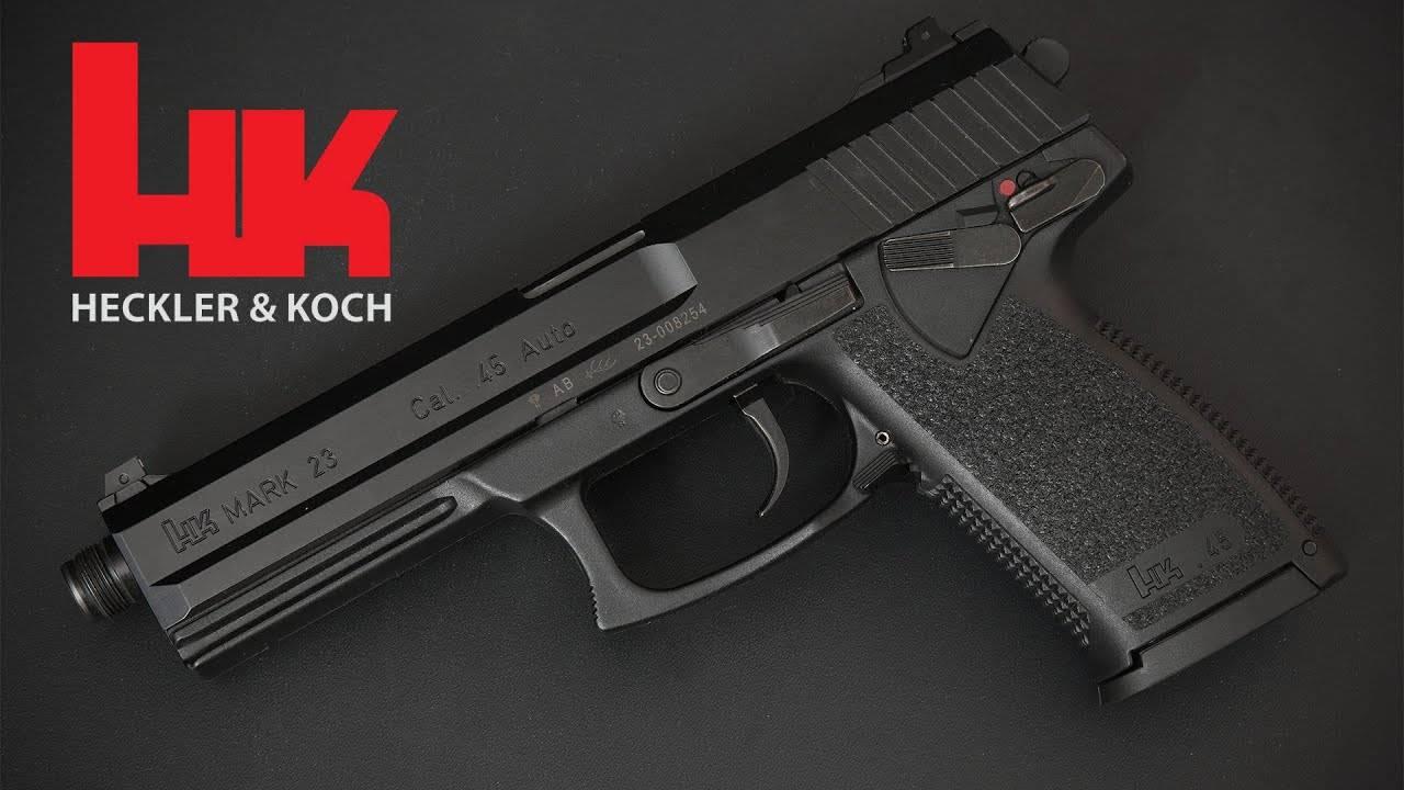 Heckler & koch mark 23