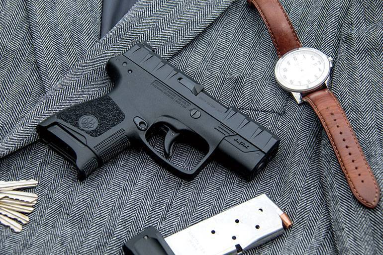 Beretta apx carry — характеристики, фото, ттх