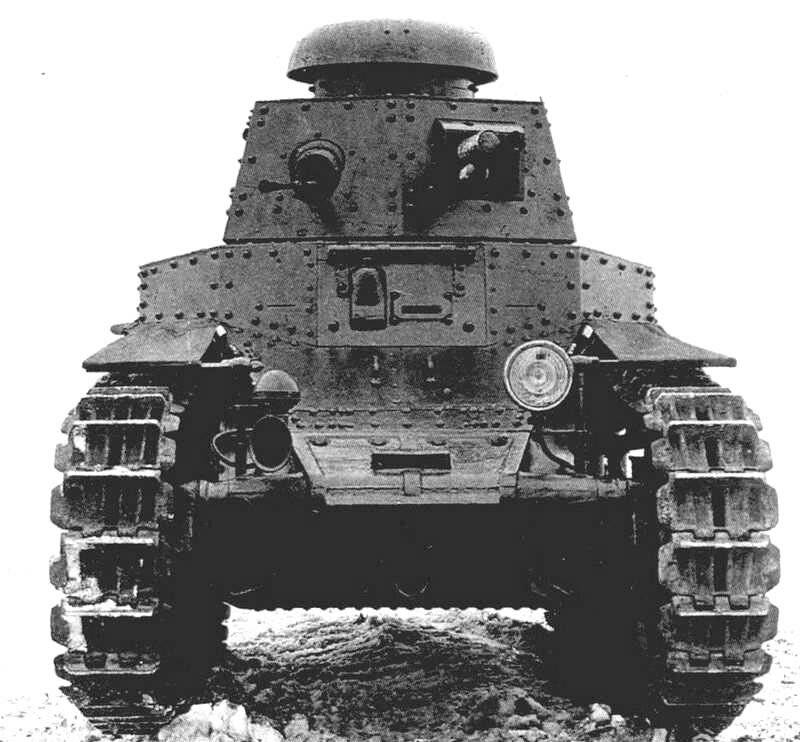 Танк мс-1 (танк-18)
