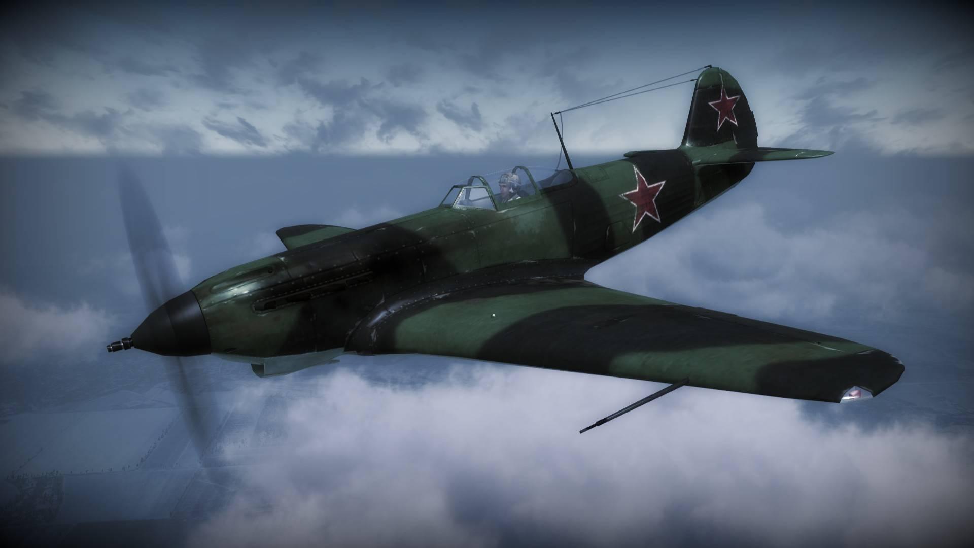 Як-9 советский самолёт второй мировой войны | красные соколы нашей родины