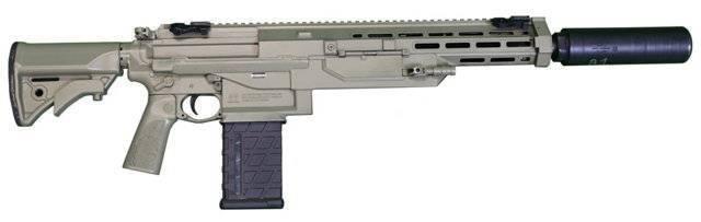 Truvelo raptor штурмовая винтовка — характеристики, фото, ттх