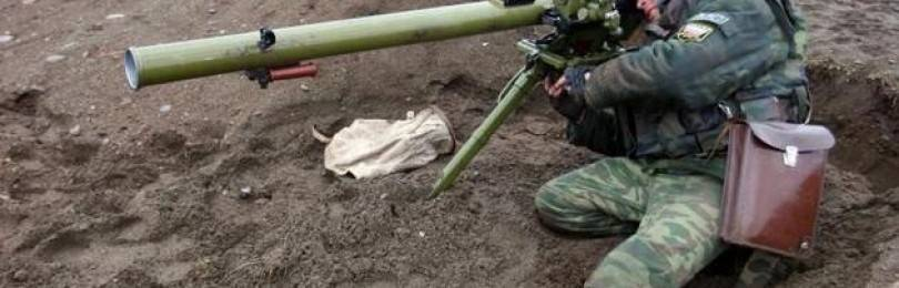 Советский противотанковый гранатомет спг-9: история создания, описание и характеристики