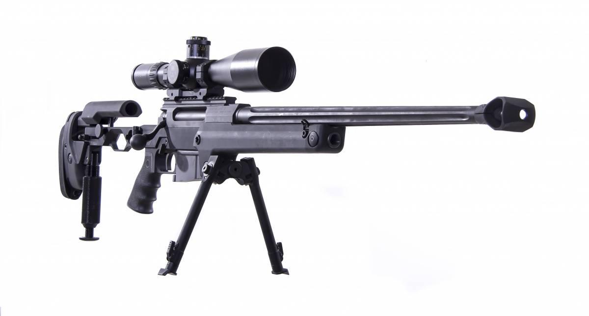 Снайперская винтовка ur hecate ii