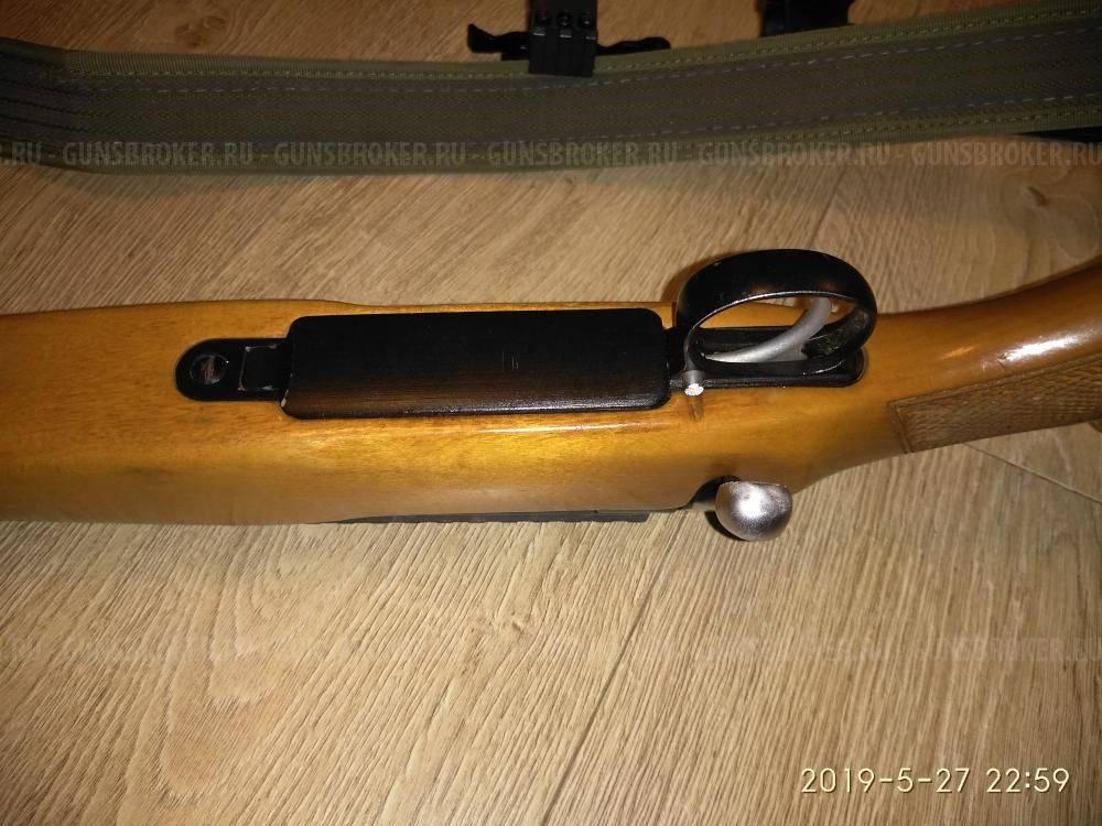 Модельный ряд карабинов лось