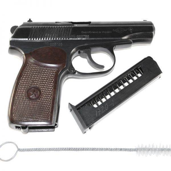 Травматический пистолет вий — характеристики и конструкция