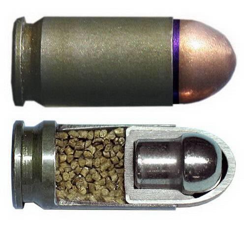 Калибр 9 мм IMI