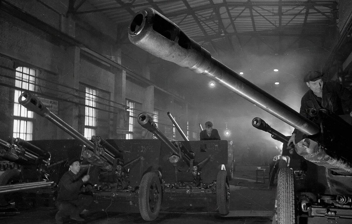 76-мм дивизионная пушка образца 1942 года (зис-3) — википедия