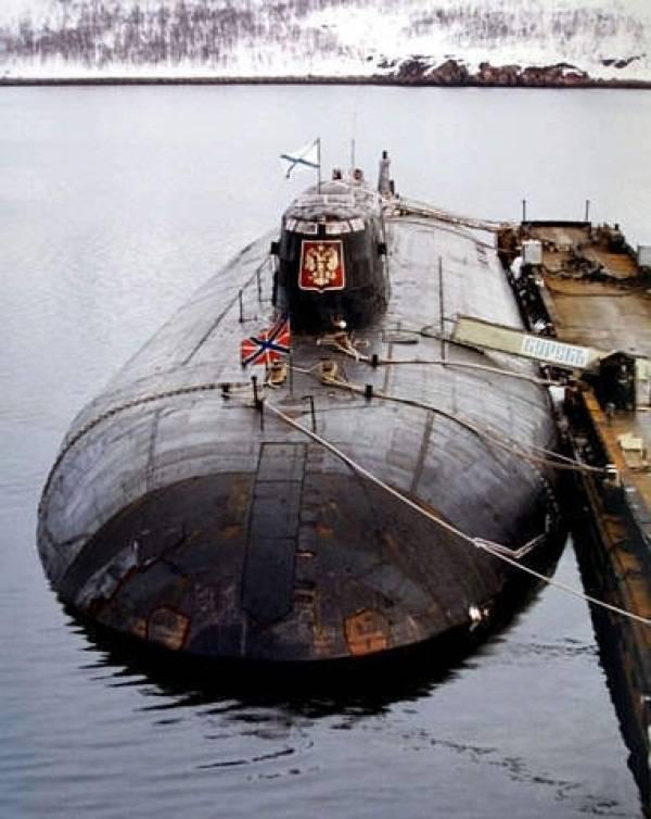 Комсомолец (подводная лодка)