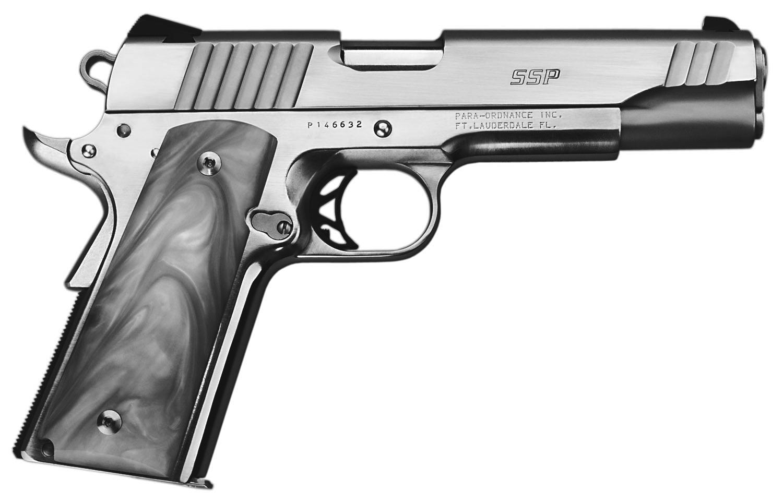Пистолет para ordnance pxt super hawg
