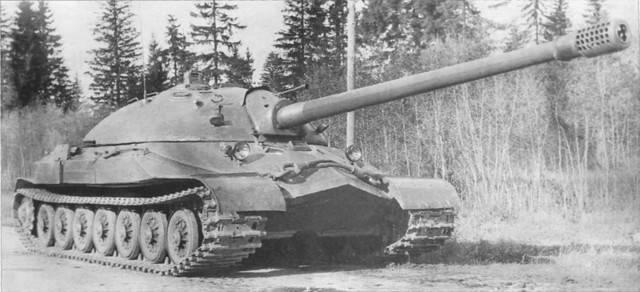 Опытные тяжелые танки ис-6. ссср