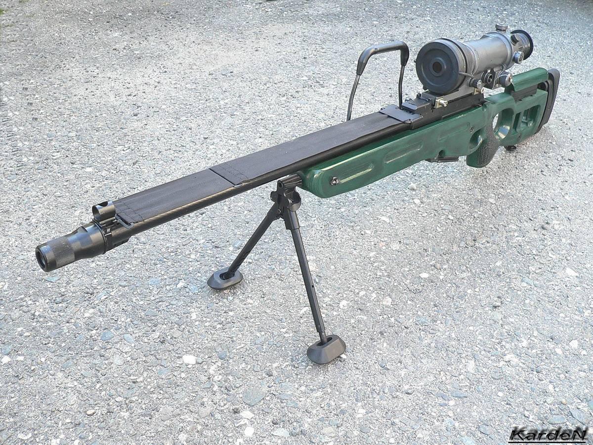 Винтовка св-98 ттх. фото. видео. размеры. скорострельность. скорость пули. прицельная дальность. вес