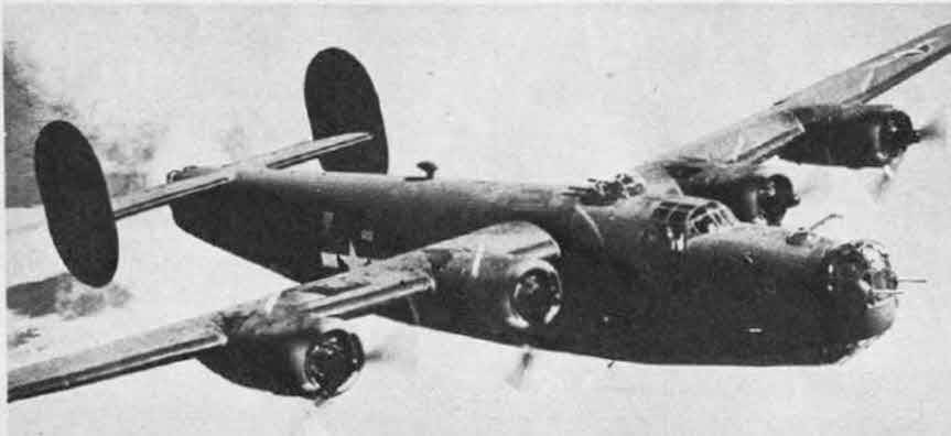 Consolidated b-24 liberator — википедия