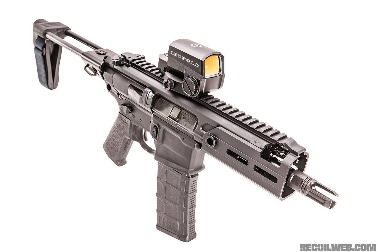 Штурмовая винтовка SIG MCX Rattler