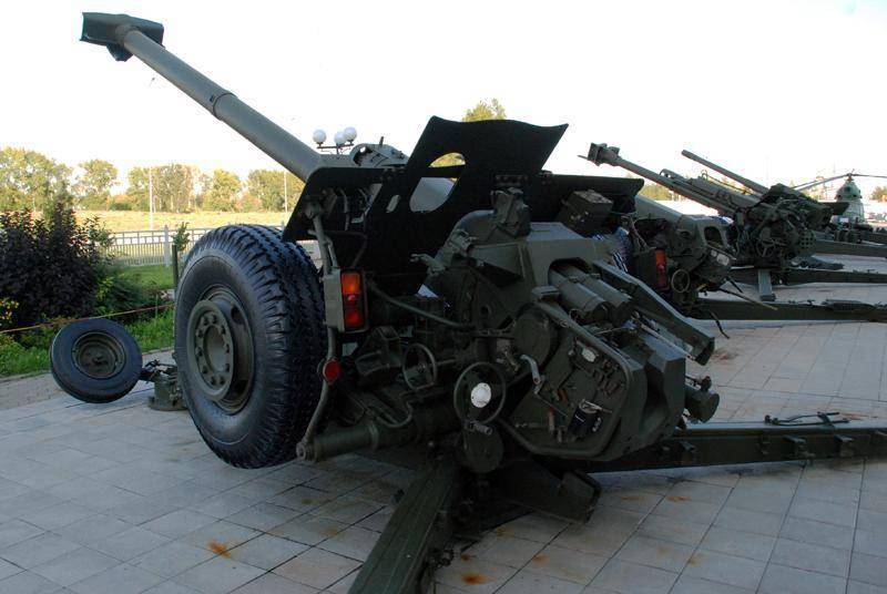 Пушка мт-12 рапира 100-мм фото. видео. ттх