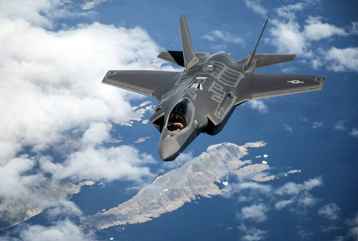 Истребитель f-35 lightning ii: небывалый прорыв или эпический провал впк сша