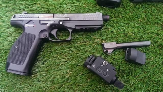 Пистолет лебедева википедия