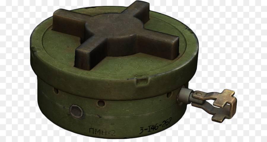 Противопехотная мина – оружие обороны