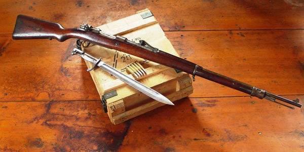 Винтовка мосина. век на страже отечества
