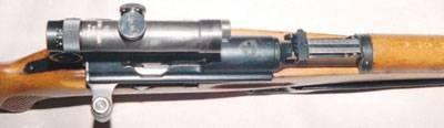Винтовка schmidt-rubin k31