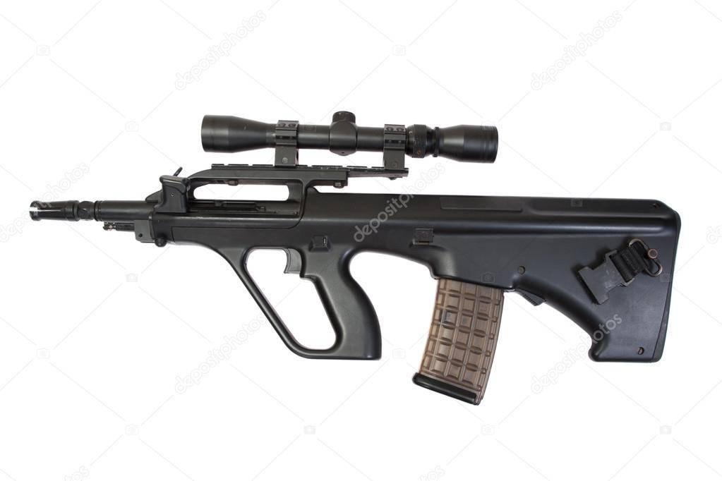Штурмовая винтовка aug steyr («sturmgewehr-77») | армии и солдаты. военная энциклопедия