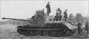 Ис-6 — советский опытный тяжелый танк