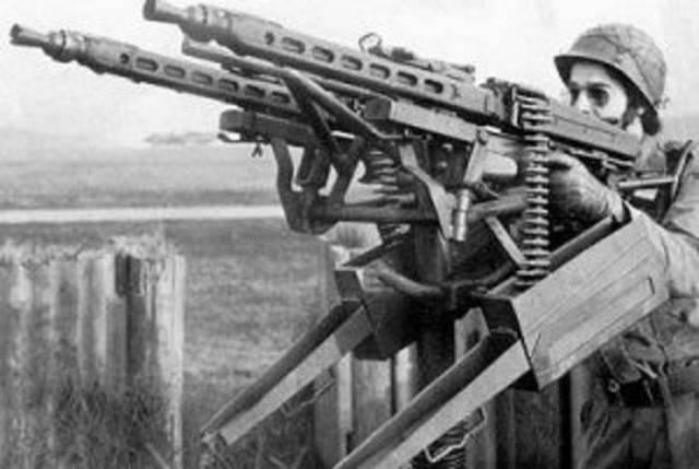 Пулемет мг-42: фото, устройство